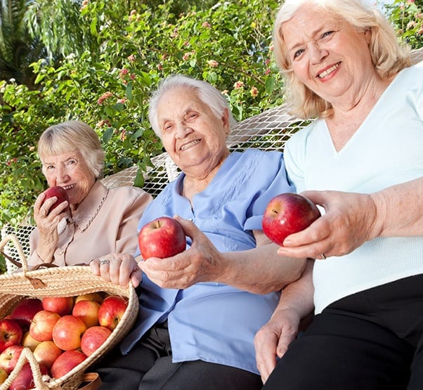 Contact us to learn more about our senior living and senior care communities