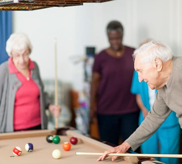 Regency Pacific communities provide a wealth of amenities and activities to keep our residents happy and active
