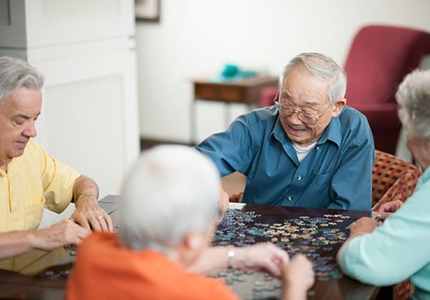 Enjoy the senior living lifestyle at a Regency Pacific senior living community near you