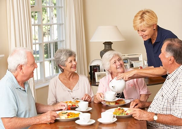We think you'll love the dining choices available at Regency Care of Central Oregon in Bend; schedule your tour today and find out!
