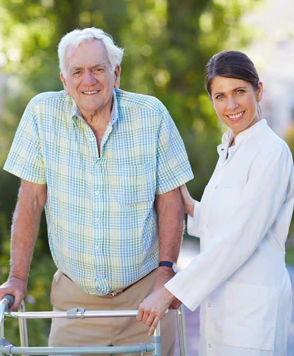 Rehabilitation Care at senior living in Yakima, Washington