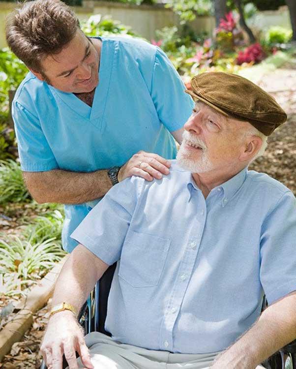Senior life at Good Samaritan Health Care Center in Yakima, WA