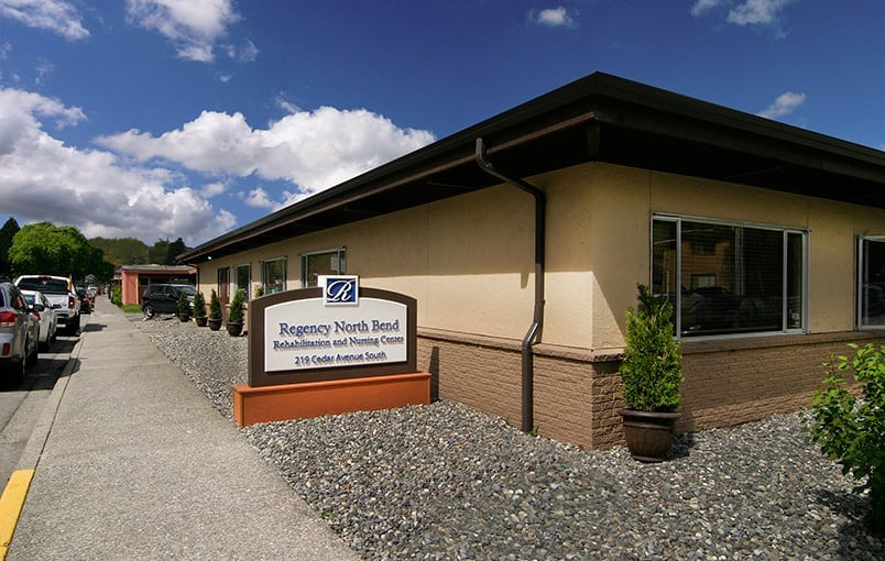 Senior living community in North Bend, Washington