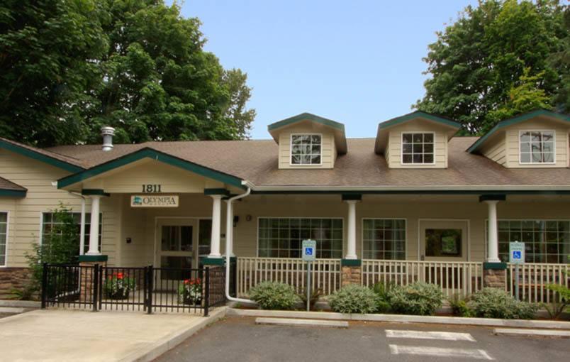 Photo tour of Regency Olympia Rehabilitation and Nursing Center in Olympia, Washington