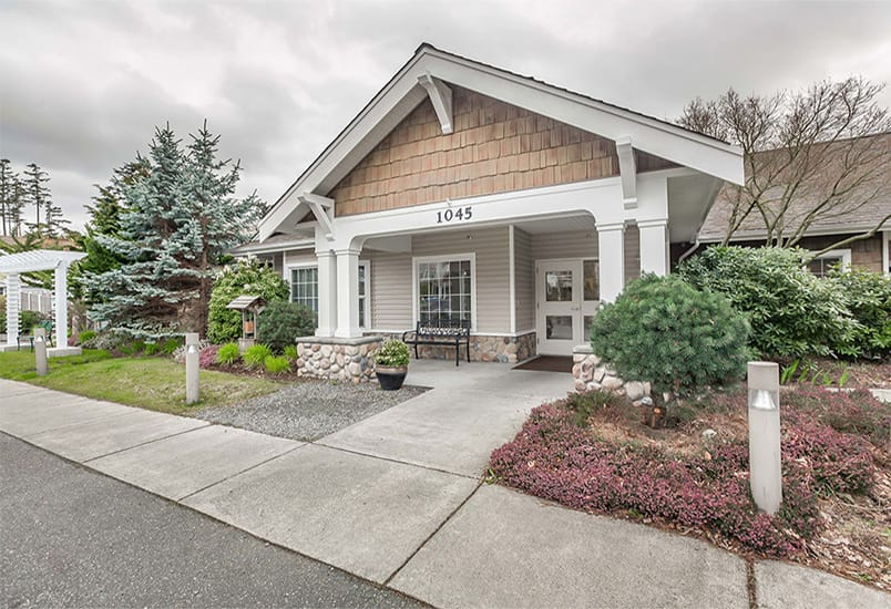 Senior living community in Oak Harbor, Washington