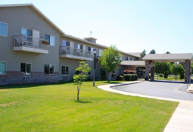 Senior living community in Prosser, Washington