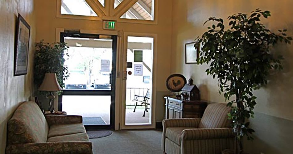 Pets are welcome at Regency Care of Central Oregon in Bend, OR.