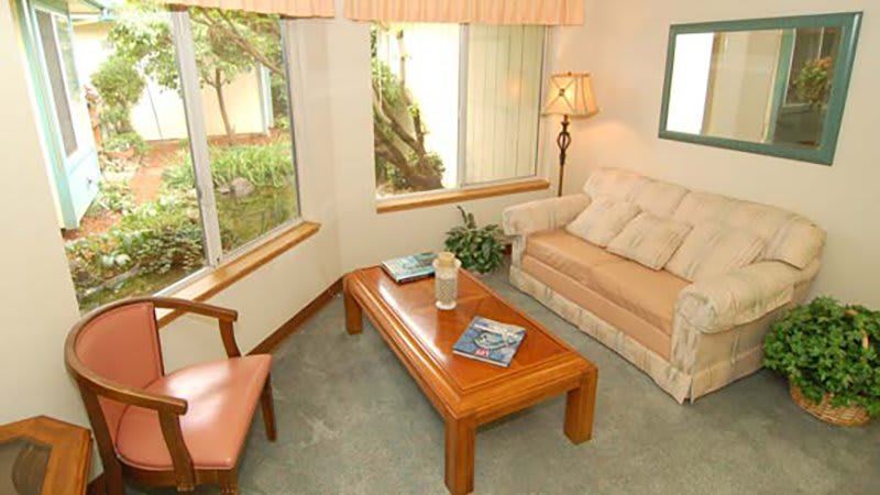 We have plenty of warm and cozy common areas at Regency Woodland in Salem, OR