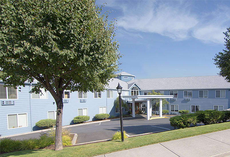 Senior living community in Redmond, Oregon