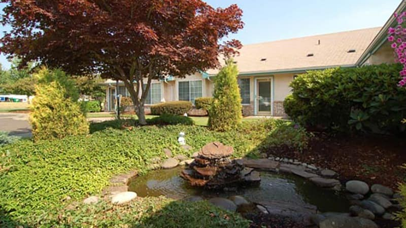 Pets are welcome at Regency Park Place at Corvallis in Corvallis, OR.