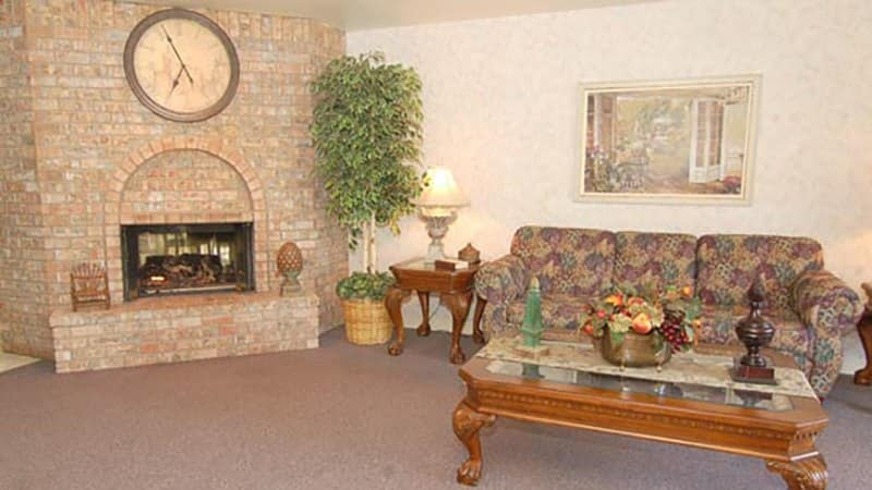 We have plenty of warm and cozy common areas at Regency Park Place at Corvallis in Corvallis, OR.