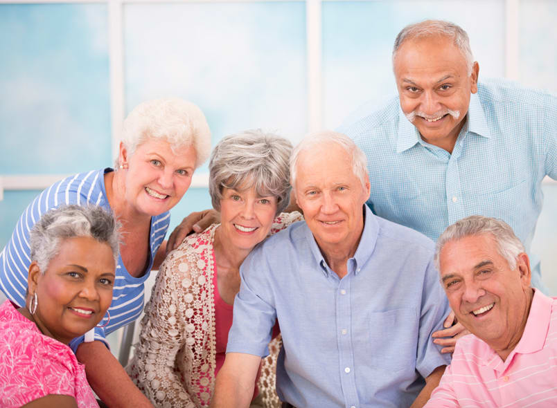 Senior living community in Bend, Oregon