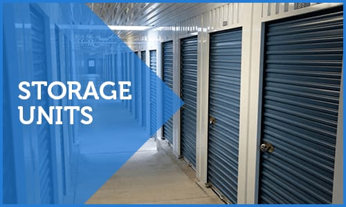 Unit sizes and prices at Store It All Self Storage - Judson