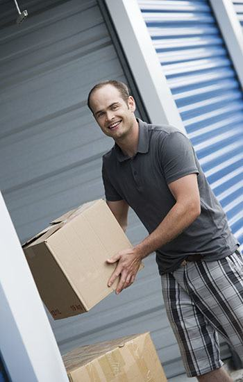 Facility features at Store It All Self Storage - Del Valle