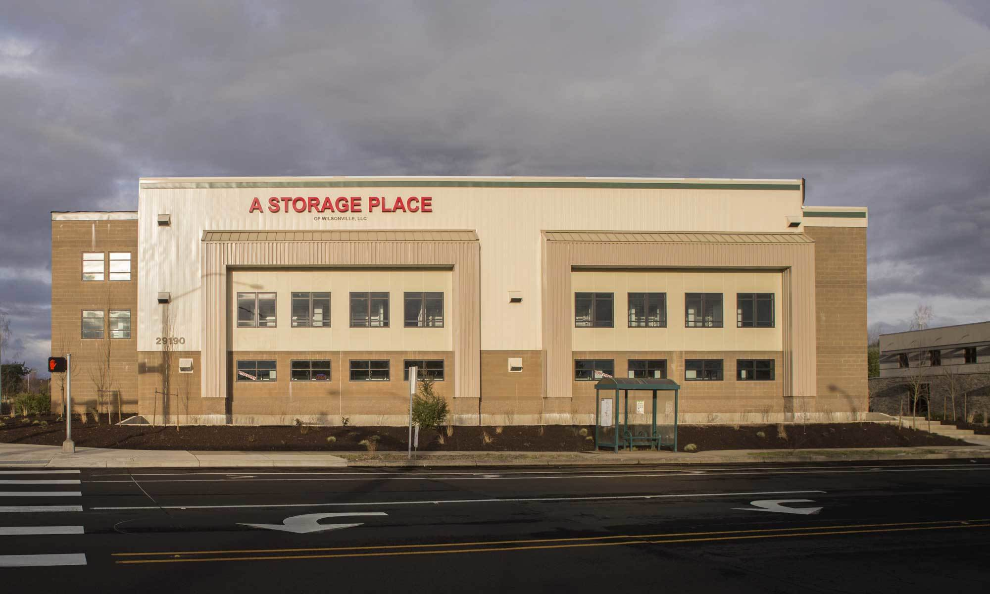 Storage facility in Wilsonville, OR