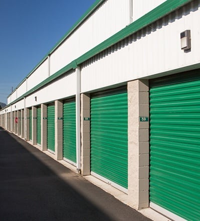 We've got plenty of storage unit sizes to choose from here at A Storage Place
