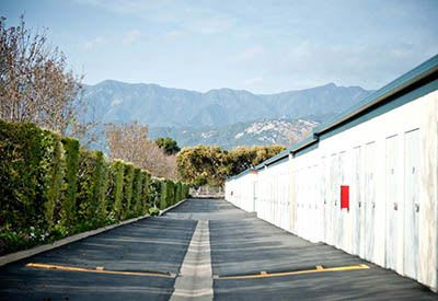 Self storage units in Carpinteria