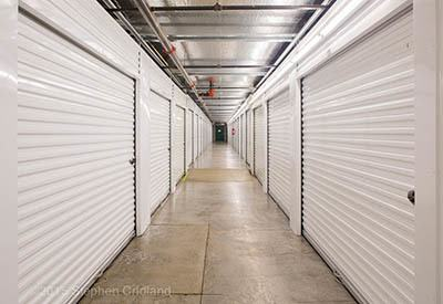 Climate controlled units at A Storage Place