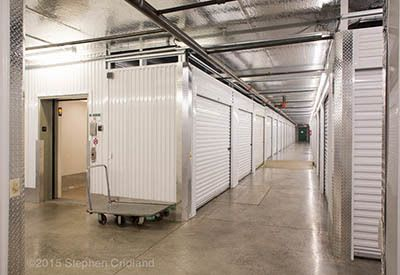 Climate controlled self storage units in Springfield