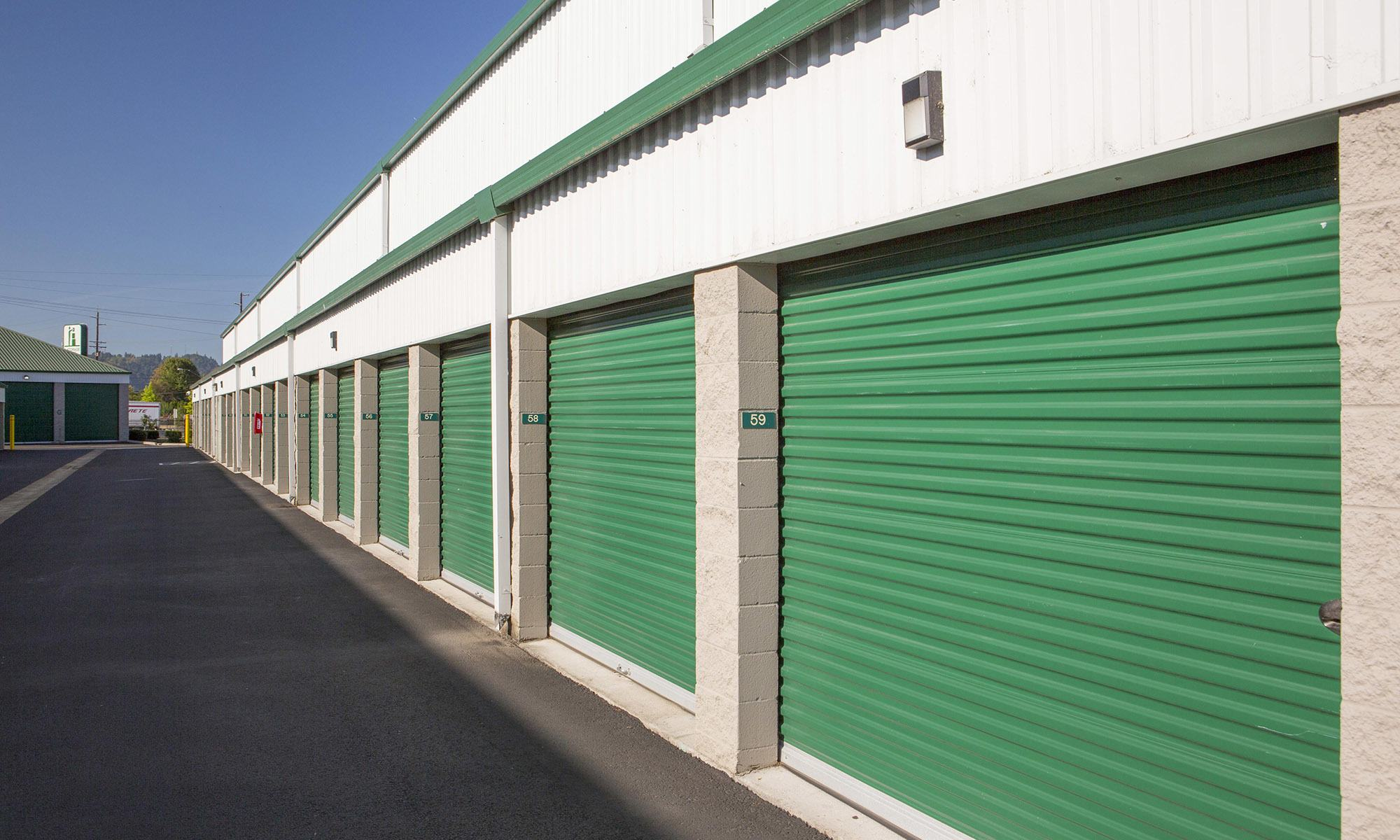 Welcome to self storage in Tualatin, OR