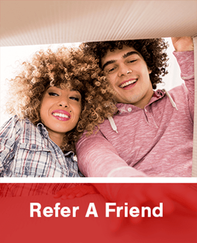 Refer your friends to American Mini Storage for many storage options.