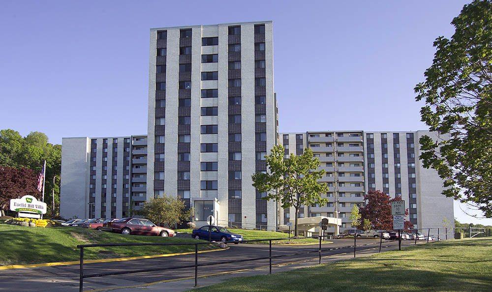 Euclid Apartments Exterior