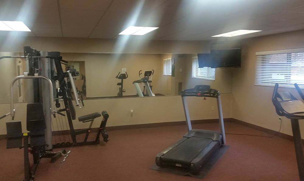 Euclid Apartments Fitness Center 2