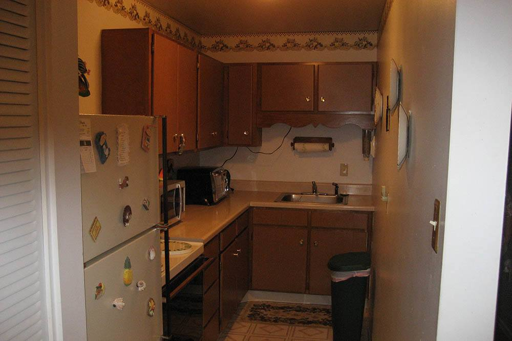 Altoona Apartment Kitchens