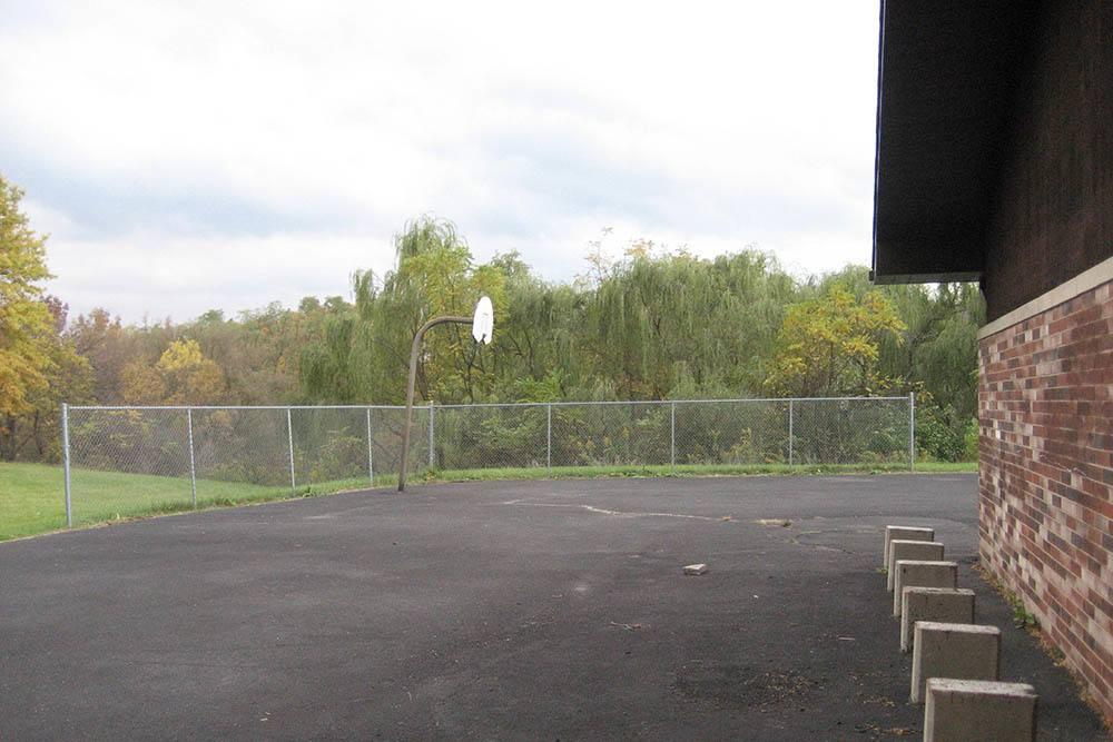 Basketball Court In Altoona