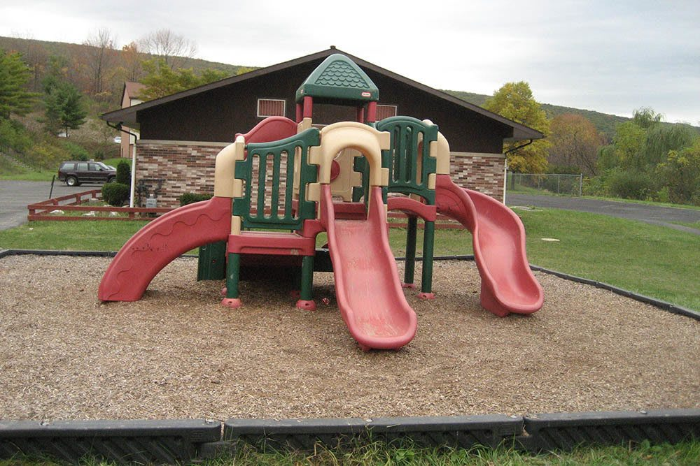 Playground At Our Apartments In Altoona