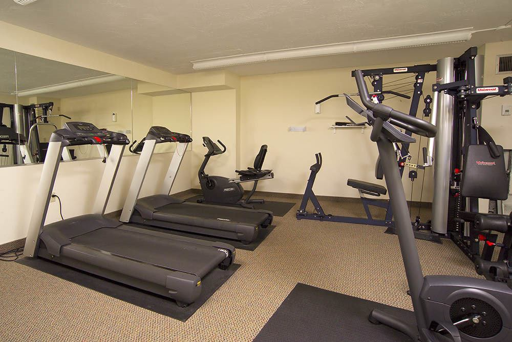 Cleveland Apartments Fitness Center