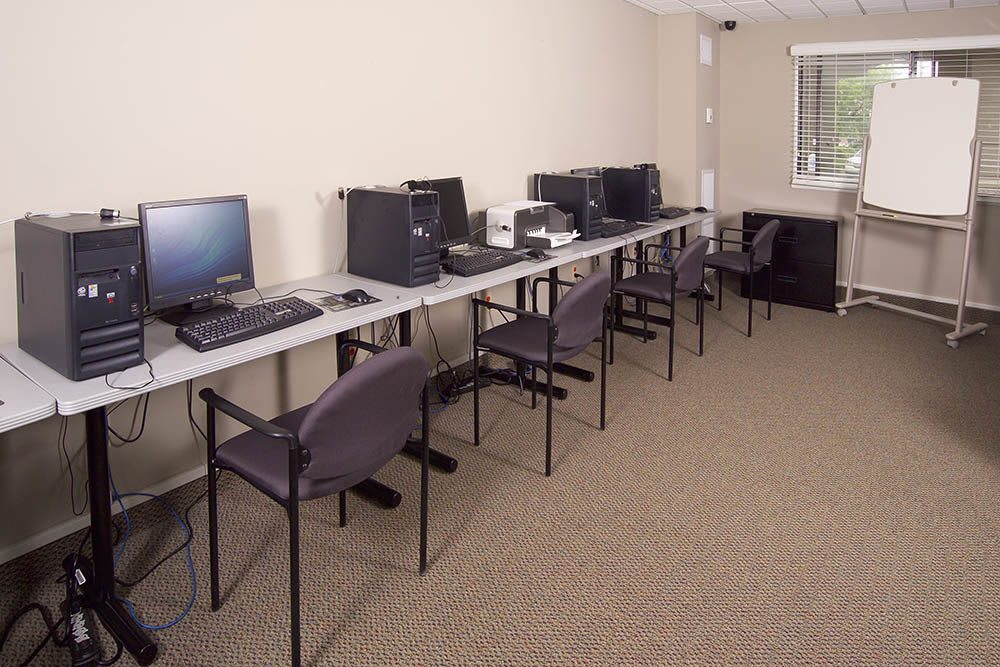 Computer Lab In Cleveland
