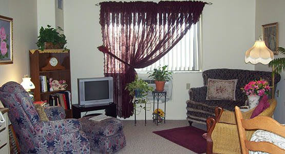 Mayfield Heights apartment amenities