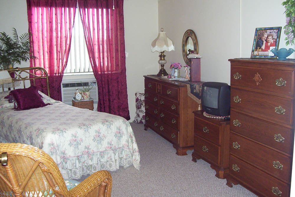 Master Bedroom In Mayfield Heights