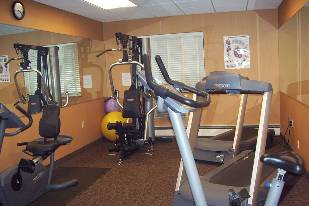 Mayfield Heights Resident Fitness Center