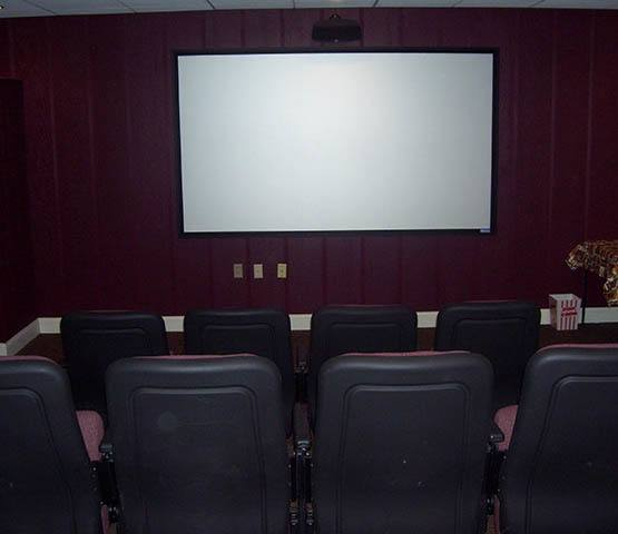 Mayfield Heights amenities include our media room