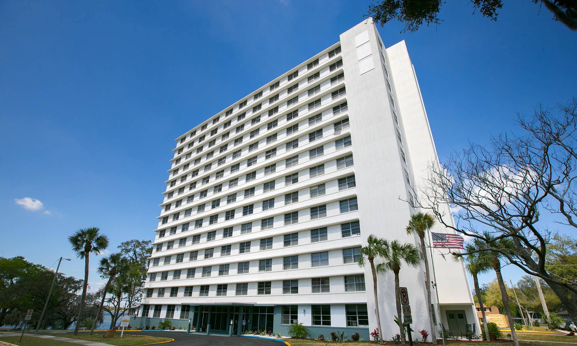 winter haven fl senior apartments lakeview tower apartments