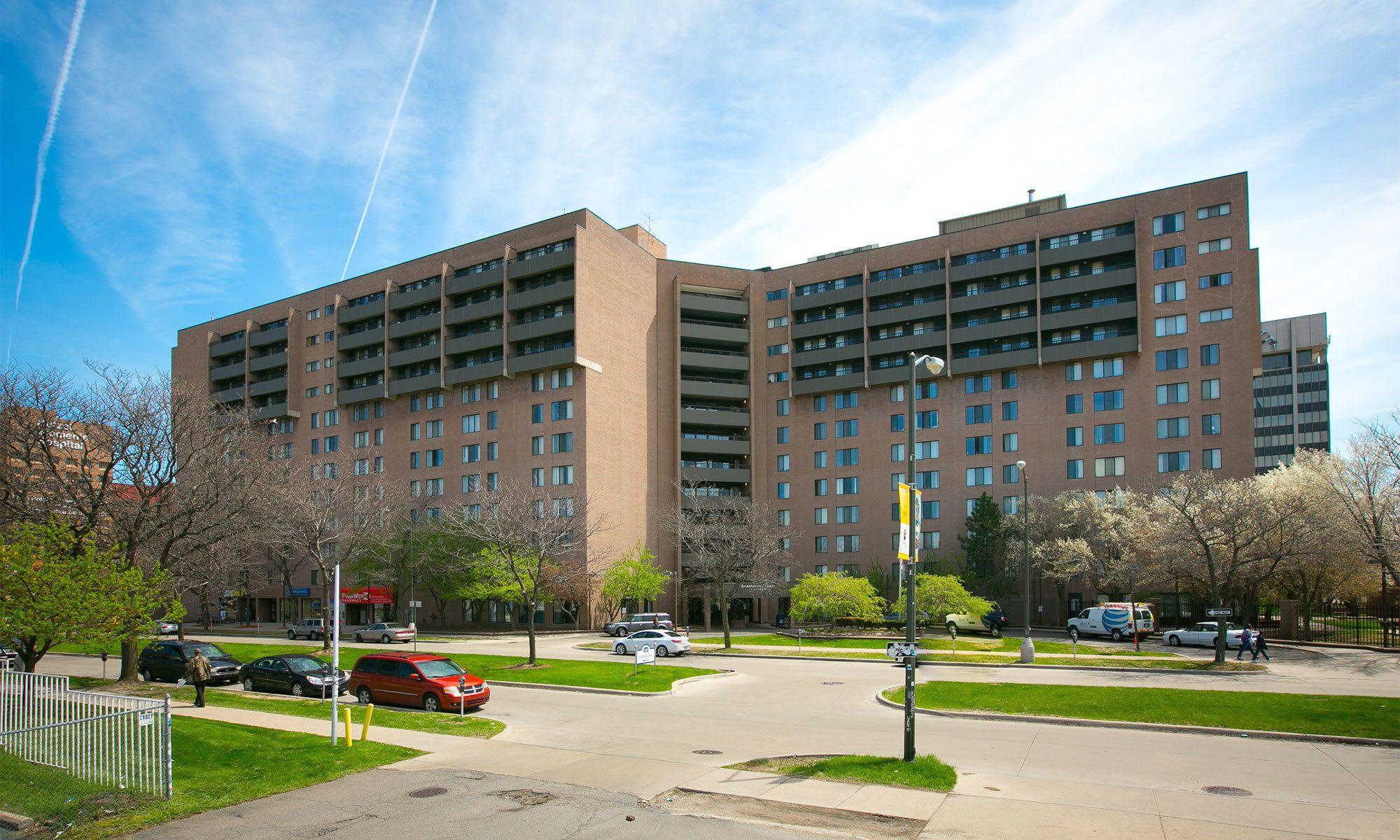 Apartments in Detroit, MI