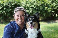 Team member Linley at Stateline Hillcrest Small Animal Hospital