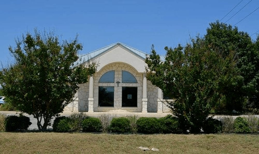 Exterior of office in San Antonio