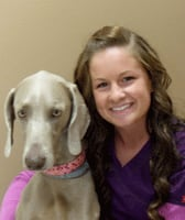 Paige at Sioux Falls Animal Hospital