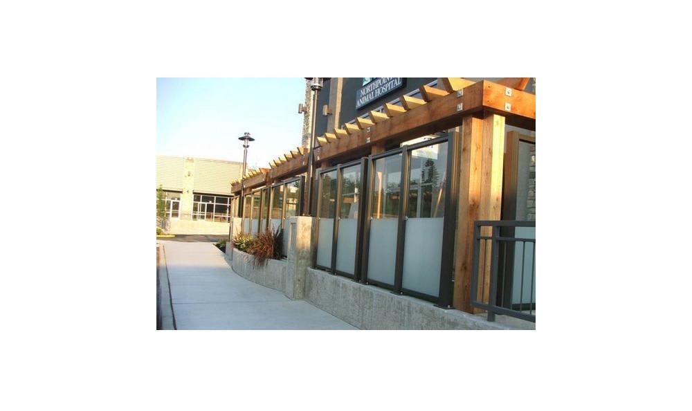 Exterior Building in Lynnwood