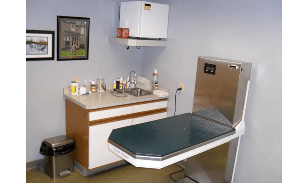 Animal Clinic Exam Room