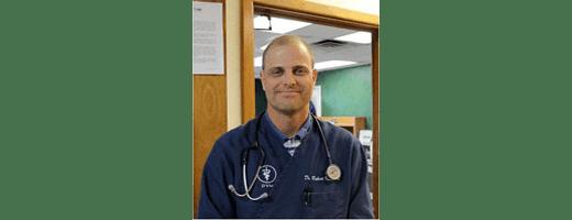 Robert Richards at Lubbock Animal Hospital