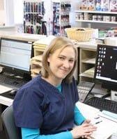 Heidi at Lubbock Animal Hospital