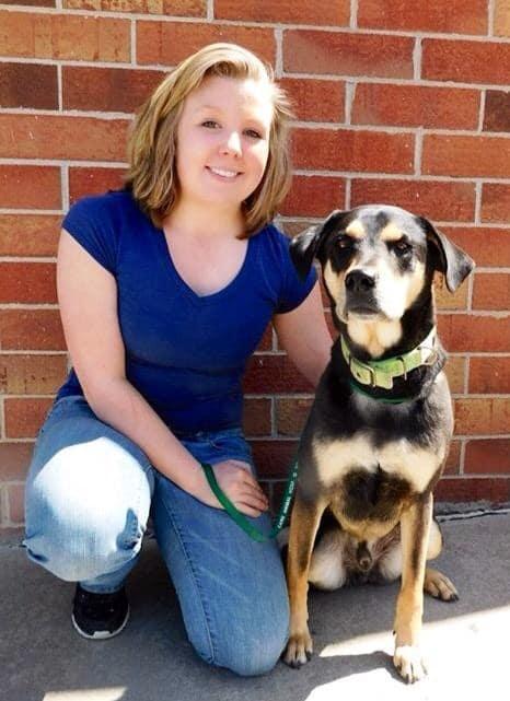 Team member Brittney at Care Animal Hospital