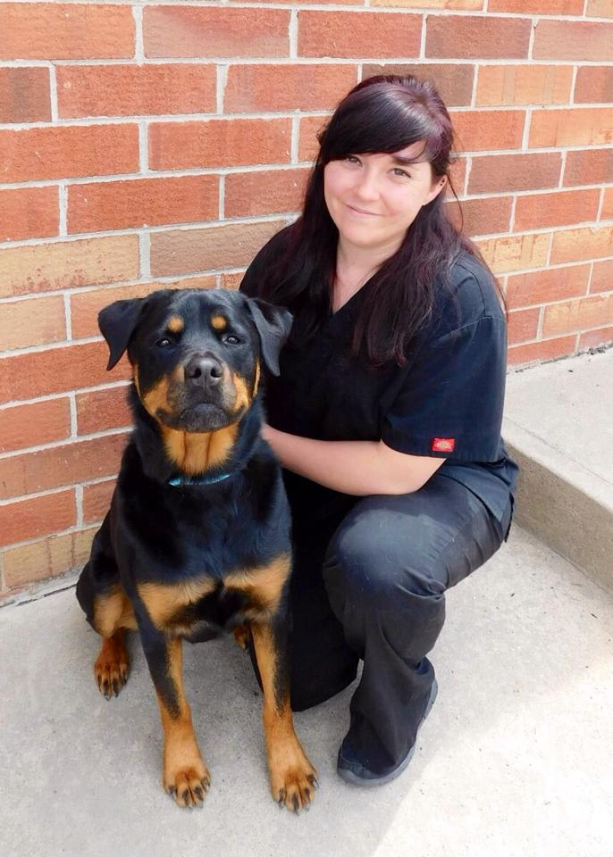 Team member Jennie at Care Animal Hospital