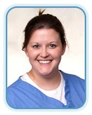 megan, Vet Tech at Eden Prairie Animal Hospital