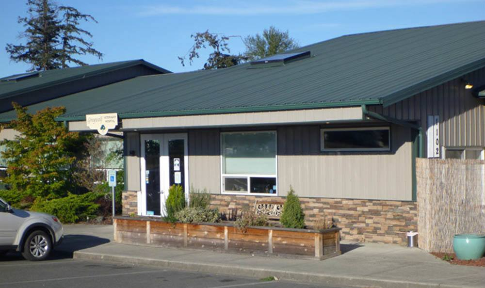 Exterior Of Clinic In Sequim