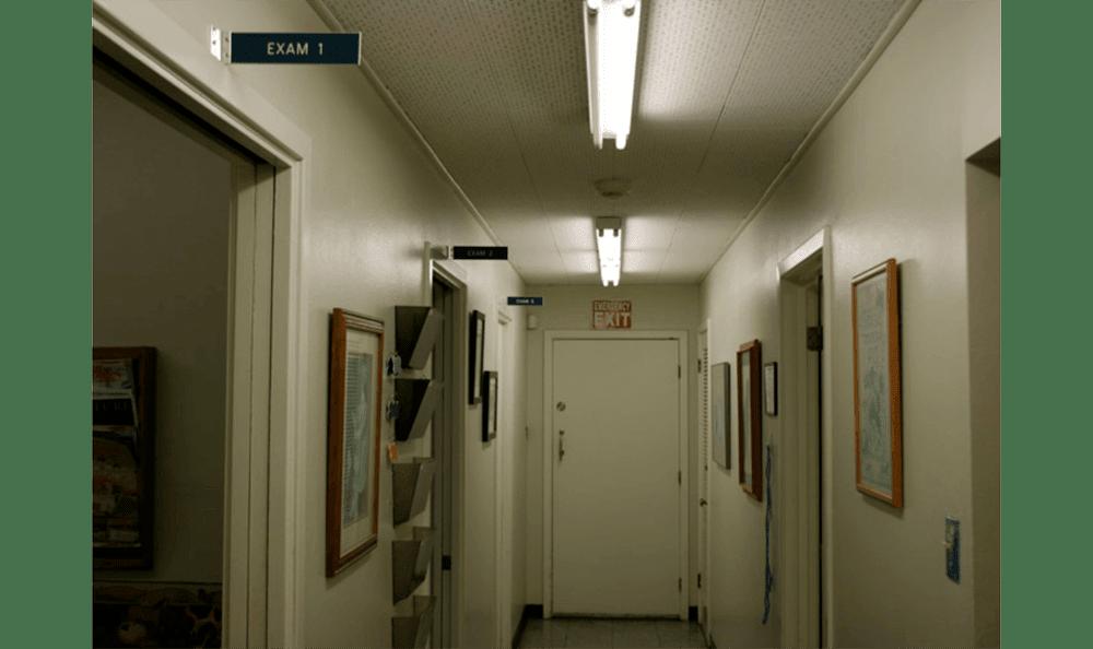 Yokayo Hallway
